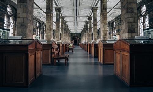 Conservación y Gestión de Museos | Octubre 2021
